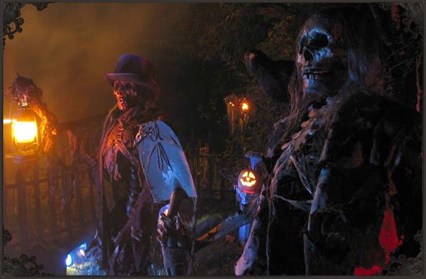 DIY: Horrifying Halloween Corpse