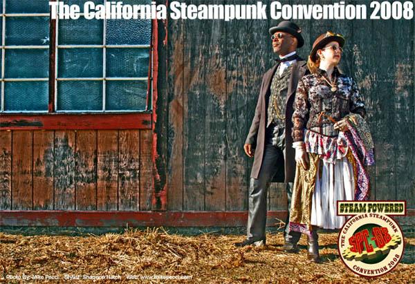 Steam Powered – California Steampunk Convention