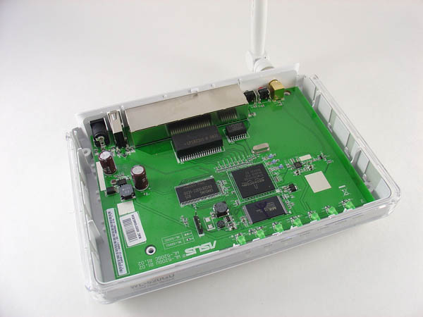 WiFi radio project