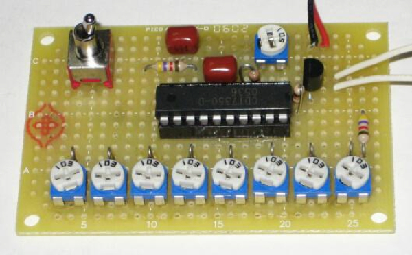 Mini-sequencer for SX-150