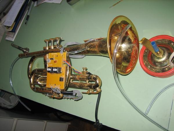 Trumpet Hero!