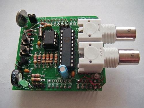 Arduino ClockShield