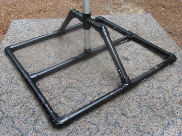 DIY: PVC C-Stand