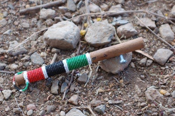 African bottle opener