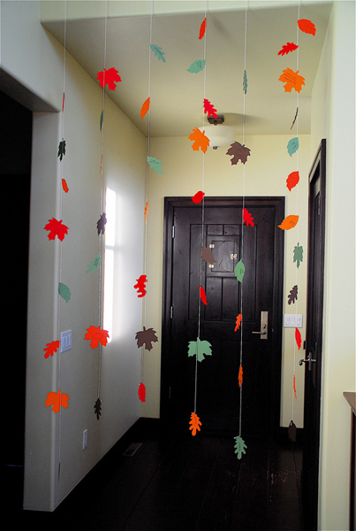 """""""Give Thanks"""" Garland"""