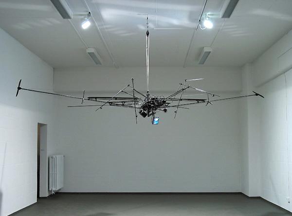 Bjoern Schuelke: Interactive art