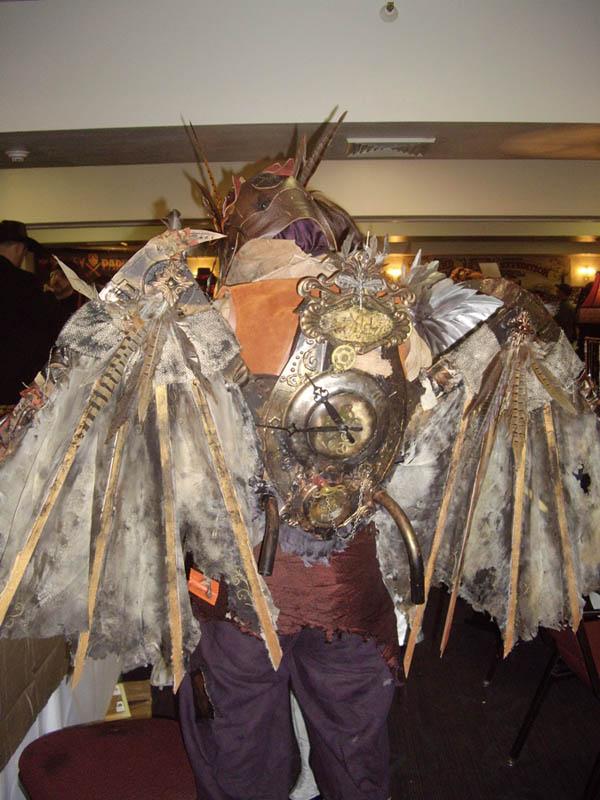 Fyriel, the alchemical steampunk faerie