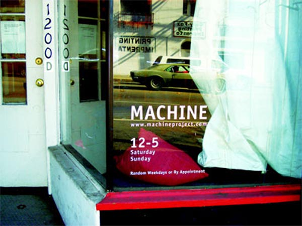 Step inside the Machine