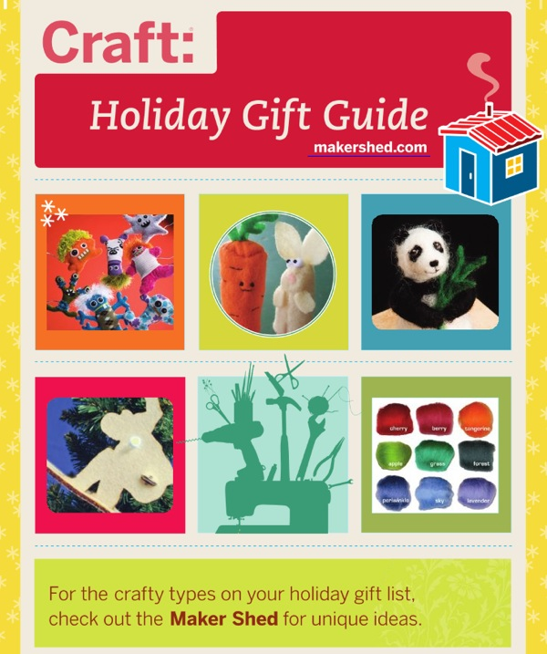 """""""Whose Craft Is It, ANYWAY?"""" & CRAFT 2008 gift guide from volume 09"""