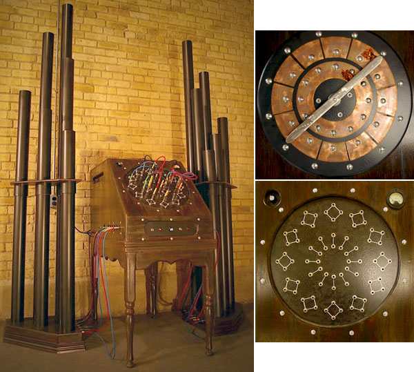 The Sequential Resonation Machine