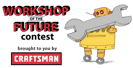 Instructables/Craftsman contest