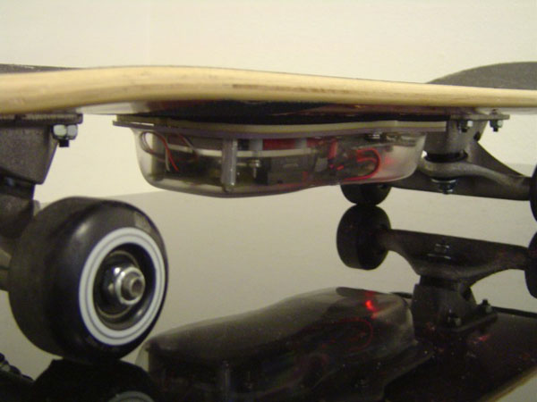 Skate Sonic: Skateboarding with sensors