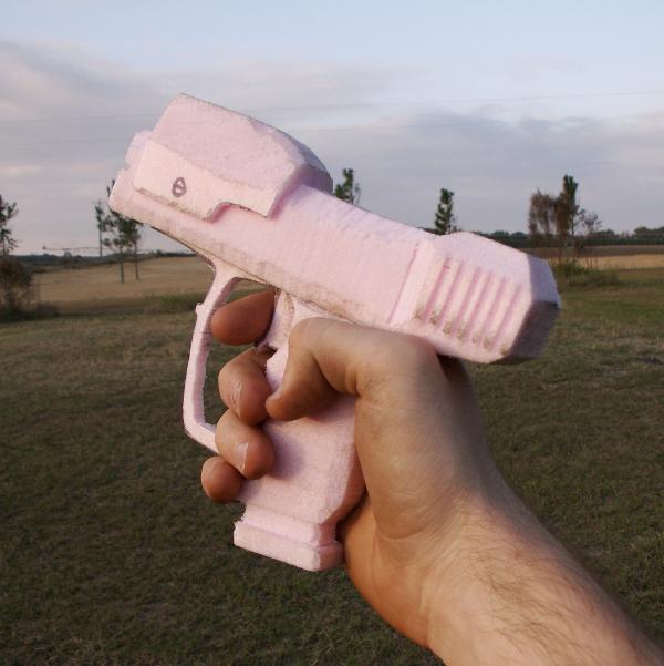 M6G Prototype in foam