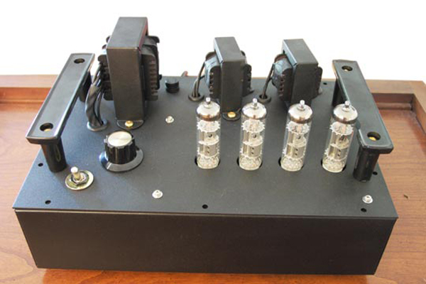 Build your own tube amplifier