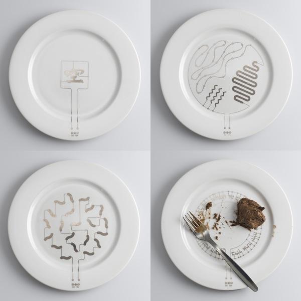 Conductive plate design