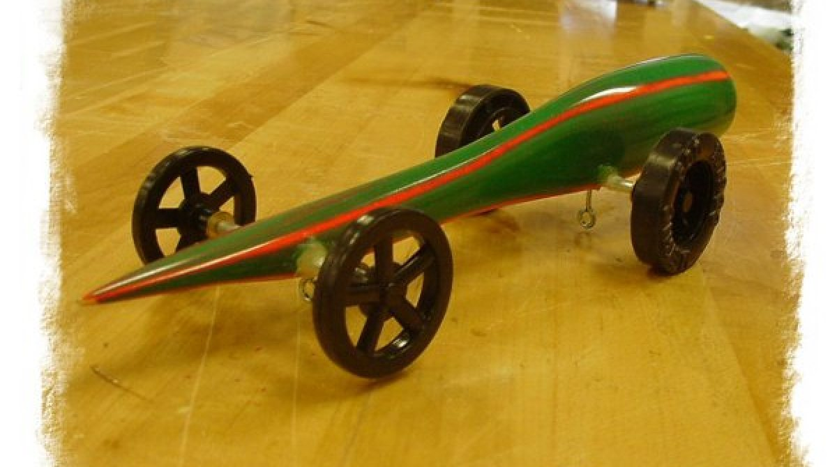 Rocket cars | Make:
