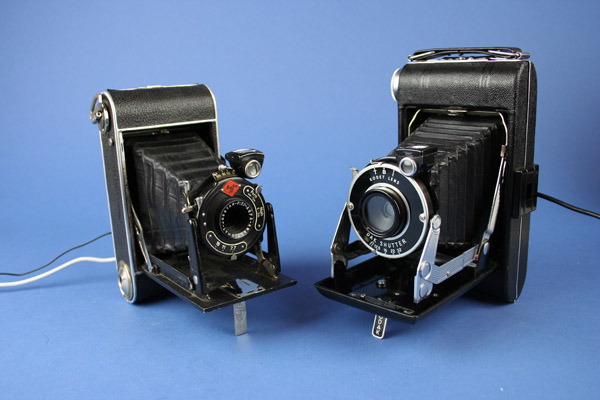 Using 120 Film in a 620 Camera