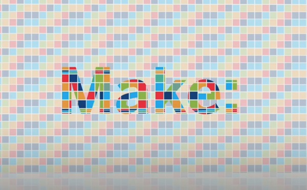 Watching Make: television on TV and online!