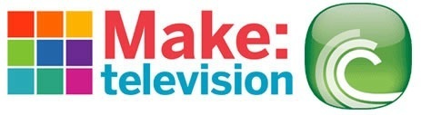 Torrent of Make: television episode 02 – Aerial Kite Photography & Burrito Blaster