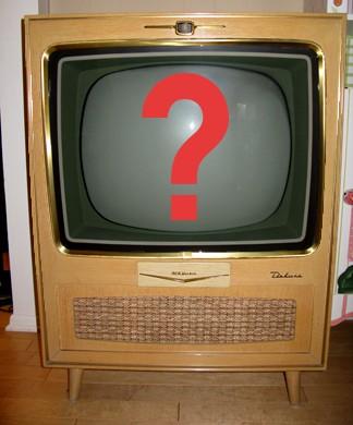 Seeking vintage television conversion ideas