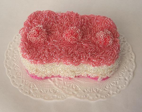 """""""Sponge"""" Cake"""
