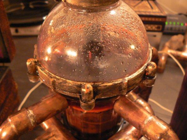 Hydrogen steam rocket