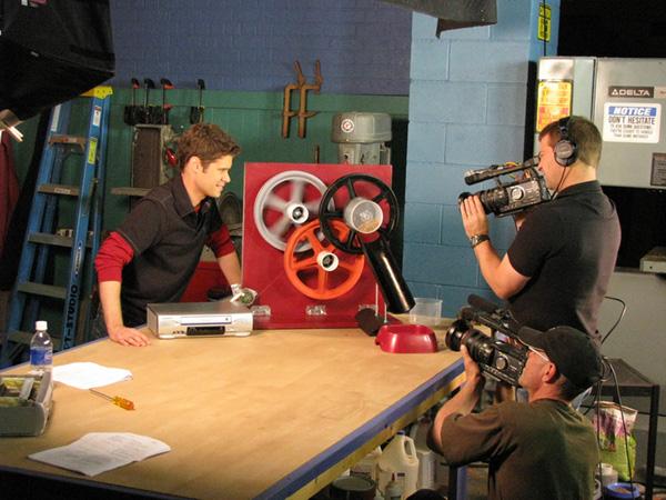 Make: television — scripting process