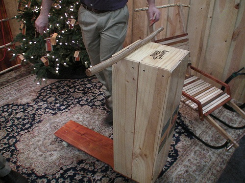 Mountain Boy Sledworks – Handmade wooden sleds & wagons