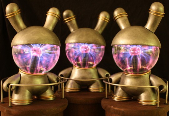 Interview with toy modder Dustin Cantrell
