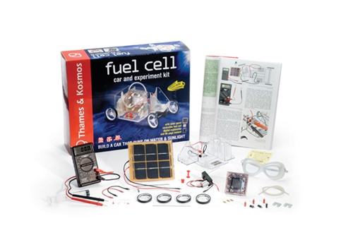 HOW TO – Make a fuel cell powered car