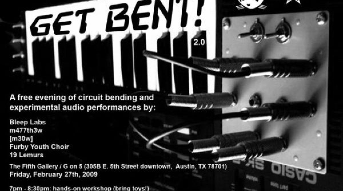 Austin Event Get Circuit Bent Make Furby Article Featured Image