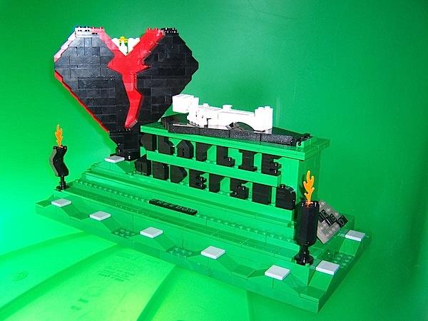 Death by LEGO