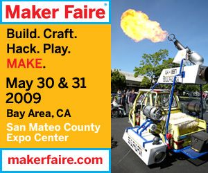 Maker Faire: Call for Entries!