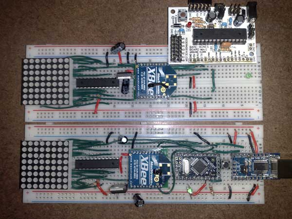 From the forums: controlling a bunch of LEDs?