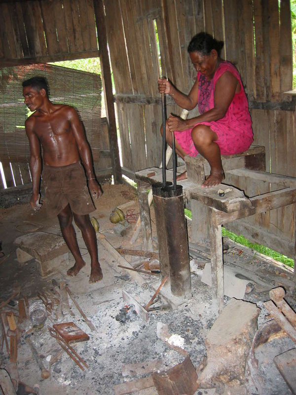 Lost Knowledge: Village tech in West Papua, Indonesia
