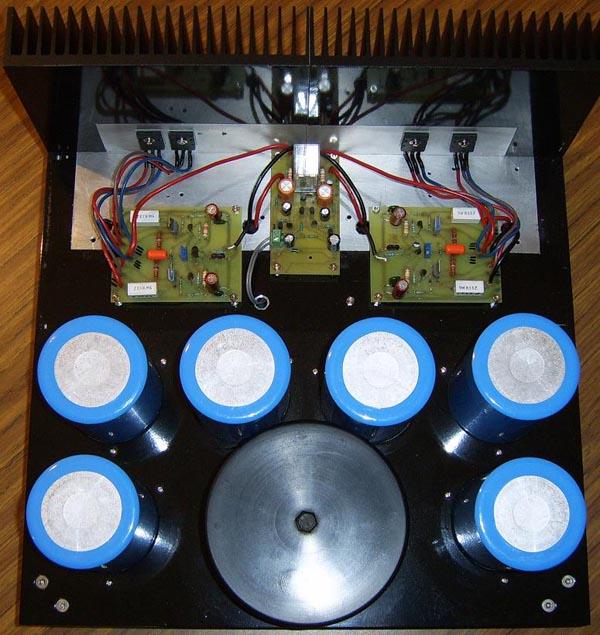 Super Class A 30W amplifier