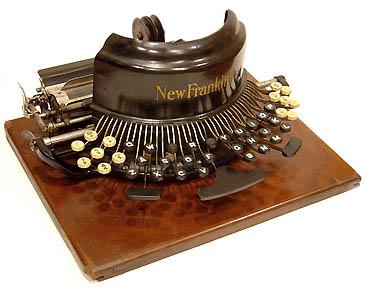 Lost Knowledge: Manual Typewriters