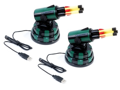 HOW TO – Reverse engineer a missile launcher toy's interface