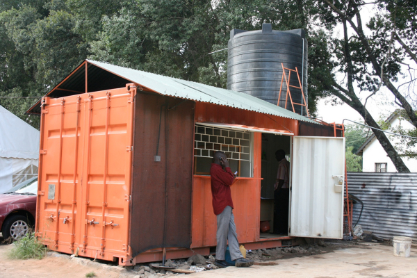 More useful shipping containers