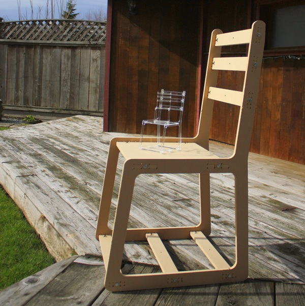 One day chair challenge…