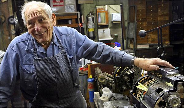Faerman's Cash Register Repair Shop