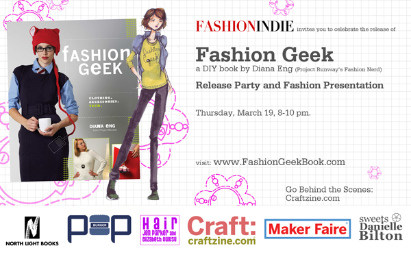 CRAFT Exclusive: Diana Eng's Fashion Geek Presentation