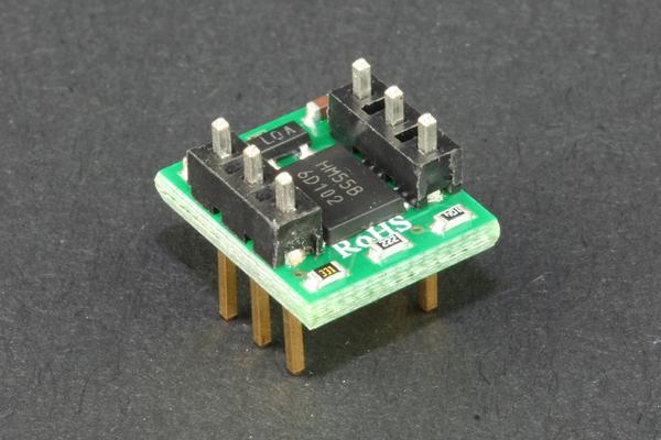 In the Maker Shed: Hitachi HM55B compass module