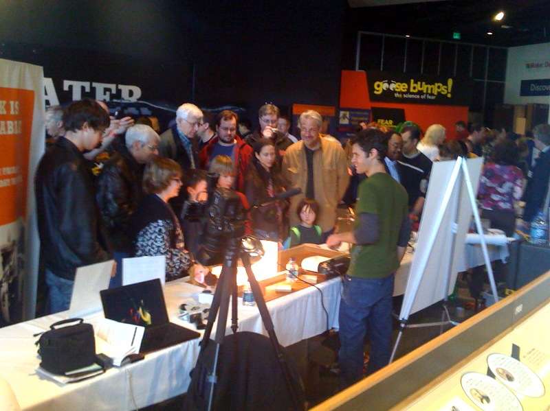 Make: Day at Minnesota Museum of Science