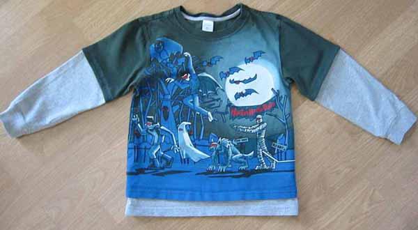 How-To: Lengthen Kids' T-shirt