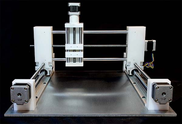 The MicRo CNC from Lumenlab