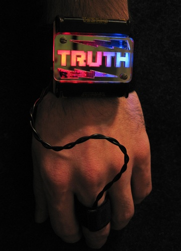 In the Maker Shed: Truth Wristband Kit
