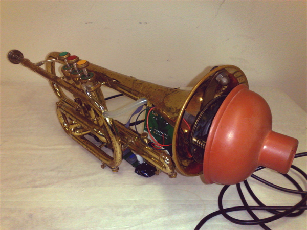 Trumpet Hero mod