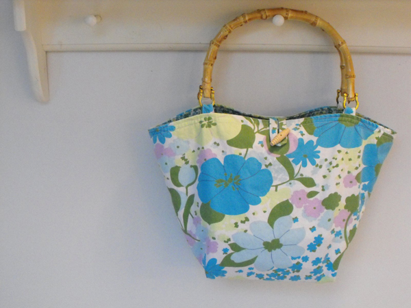 Refashioned Tote Bag from Children's Tank