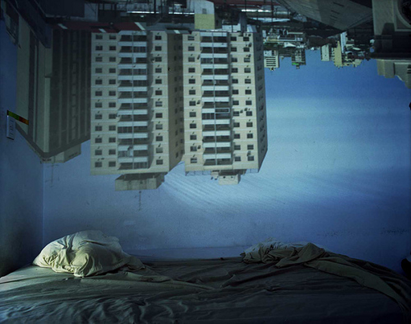 Big room camera obscura